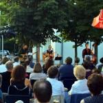 Konzert am Haus der Kultur – Waldkraiburg